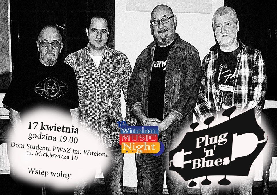 Plug'n'Blues gościem Witelon Music Night