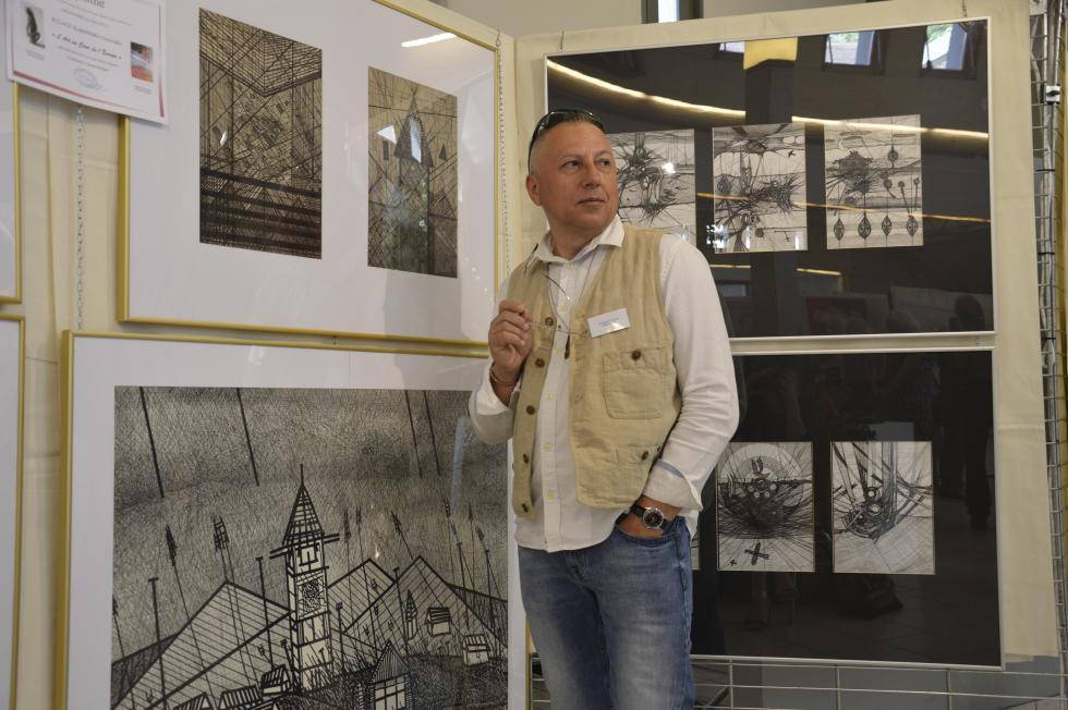 Grand Prix Du Salon 2018 dla Krzysztofa Kułacza Karpińskiego