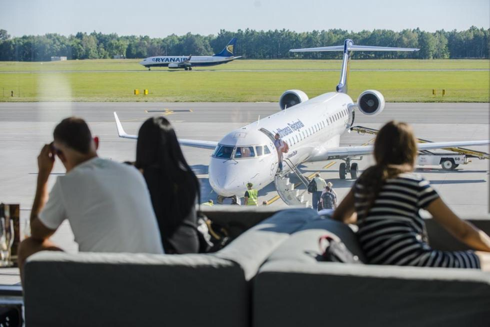 Wrocławskie lotnisko weuropejskim top 7