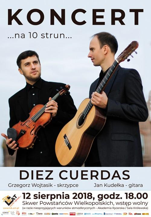 Zapraszamy na kolejny koncert na skwerze ito na 10 strun