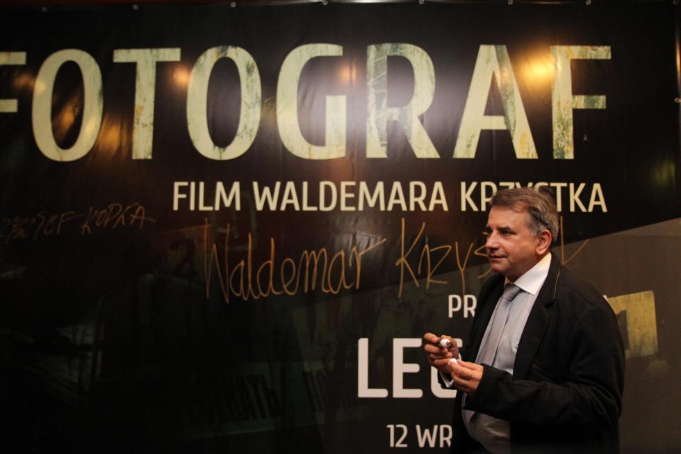 Filmowy Festiwal Wolności zWaldemarem Krzystkiem. Nie przegap