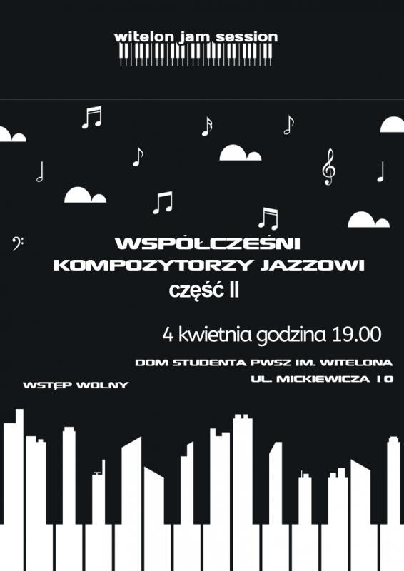 Współcześni kompozytorzy jazzowi – część II