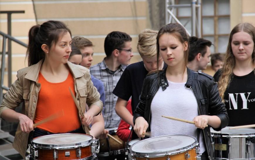 Legnica Mekką dla perkusistów