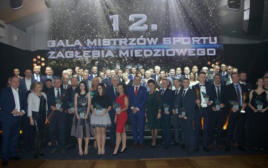 12. Gala Mistrzów Sportu. Poznaliśmy najlepszych inajpopularniejszych