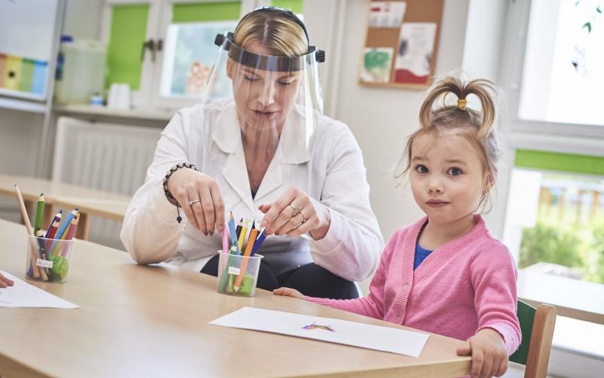 Niska frekwencja dzieci wlegnickich żłobkach, przedszkolach iszkołach